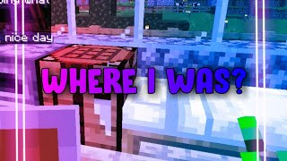 Where i was? Why no videos?