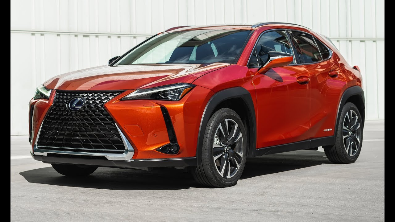 2019 lexus ux 250h interior  exterior and drive