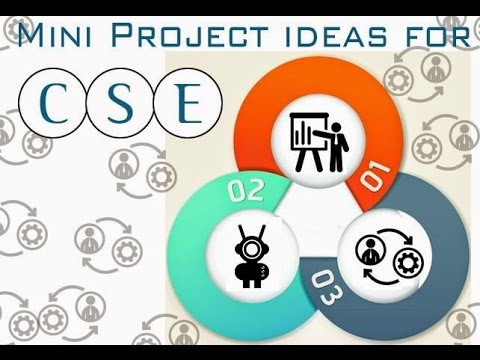 Mini Project Topics for CSE and IT Students