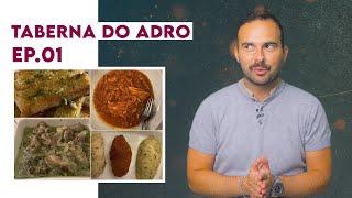 Restaurante Taberna Do Adro - Fora da Gaiola Ep.01