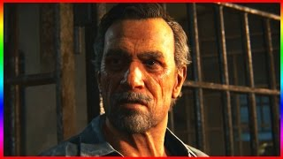 Uncharted 4 - El Chapo Breaks Sam Out Of Prison