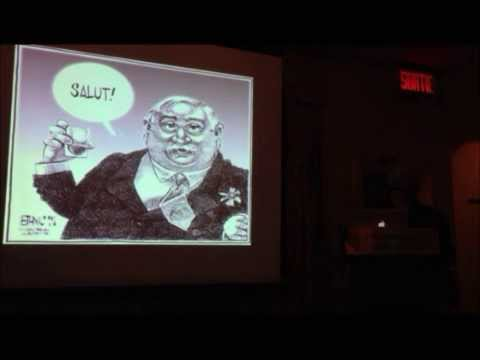 Montreal Press Club 65th Anniversary with Terry Mosher - Part 3
