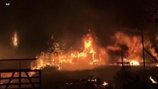 西部野火肆虐 政府民间联手正本清源 - YouTube