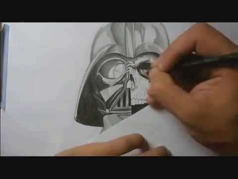 Darth Vader Desenha Youtube