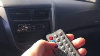 Обзор магнитолы Car MP3 player c Bluetooth