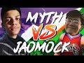 Myth vs FaZe Jaomock, Liquid Chap - Pro Playgrounds (1v1 BUILD BATTLES!)