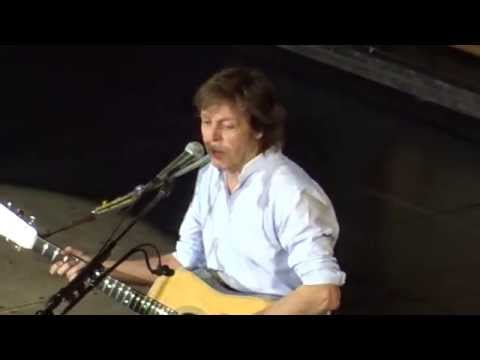 All Together Now Paul McCartney live @ O2 Arena London 23.05.2015