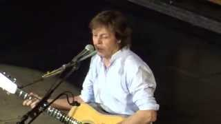 All Together Now Paul McCartney Live O2 Arena London 23 05 2015