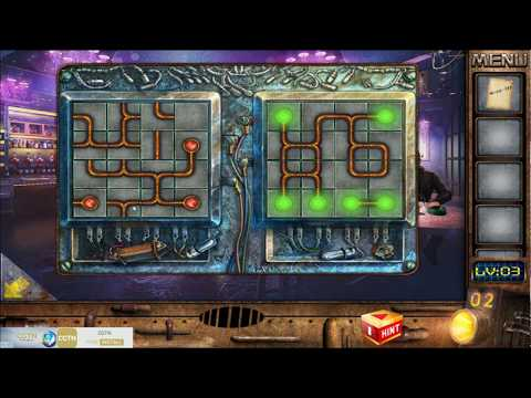 Can You Escape 100 Room 6 Level 4 Walkthrough Simple Minimalist