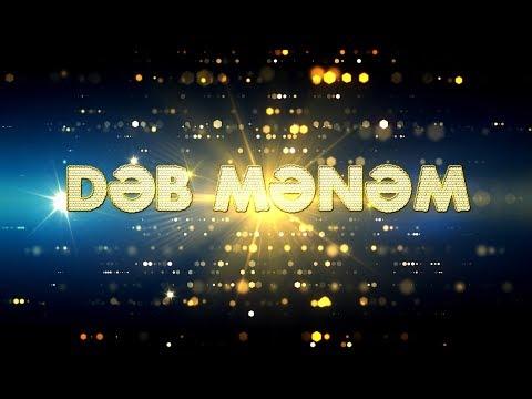 Dəb mənəm (12.01.2019)