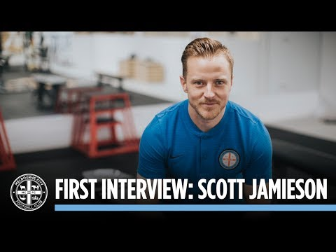 EXCLUSIVE: Scott Jamieson's first City interview