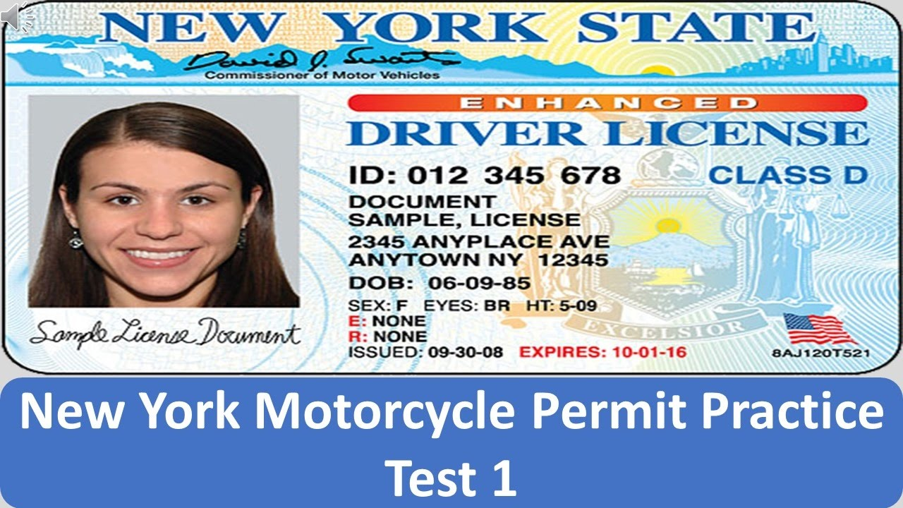 get new drivers license ny