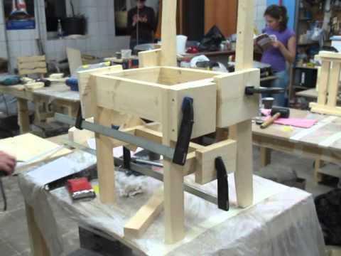Мебель из дерева своими руками: стулья, шкафчики, тумбочки