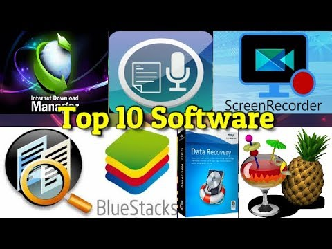 Top 10  Amazing Software + Free Download with crack (2019)