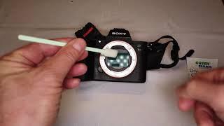 Jak vyčistit senzor fotoaparátu snadno a bezpečně