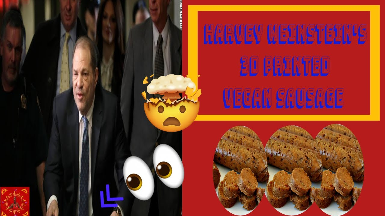 Harvey Weinstein's Vegan Sausage
