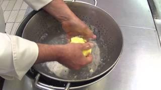 Fabriquez du beurre-Technique
