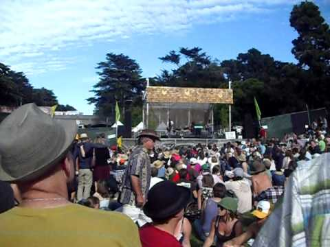 AA Bondy When the Devils Loose Hardly Strictly Bluegrass Festival (live)