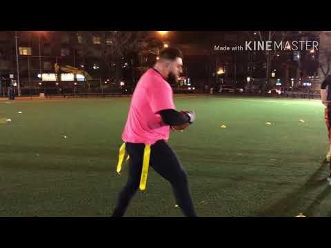 Weds Night Flag Football At Chelsea 4/11/2018