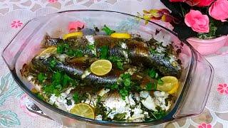 زهقتى من السمك المقلى والمشوى ومكونات الصنيه الكتير؟ جربى السمك بالطريقه دى صحى جدا
