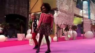 Kelssy défilé de mode Docks Vauban LE HAVRE (Du Pareil Au Même) 2016