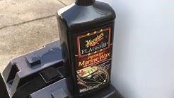 Miracle Meguiar's Flagship Premium Marine Wax