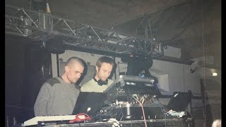Autechre DJing on IBC Pirate Radio 1991