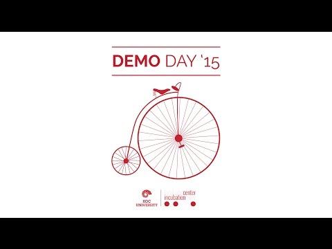 Koç Üniversitesi Kuluçka Merkezi - DEMO DAY'15 Canlı Yayın