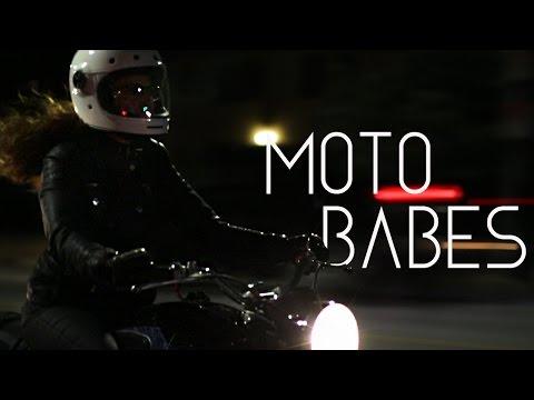 East Side Moto Babes: Meet LA