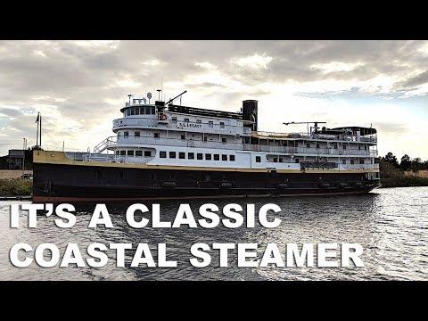 UnCruise Adventures SS Legacy Cruise Ship Tour