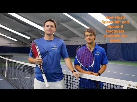 Taconic Sport & Racquet - Reviewing New Head Speed MP & Speed S Racquet September