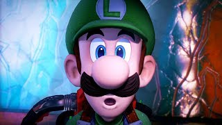 Luigi Becomes An Oscar Winning Actor In Luigi's Mansion 3 - Part 5