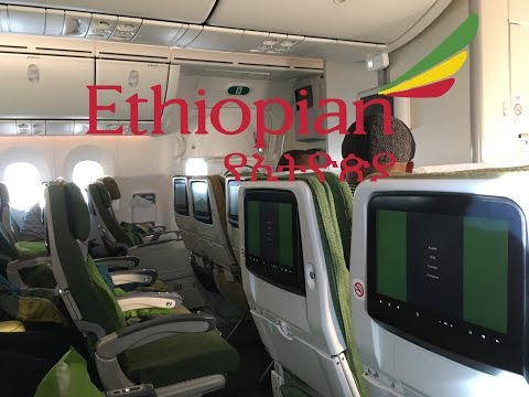 TRIP REPORT | Ethiopian Airlines Economy | 787-8 Dreamliner | VIE-ARN [5th Freedom]