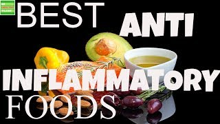 ANTI INFLAMMATORY FOODS , 7 Anti inflammatory Foods You Need To Know