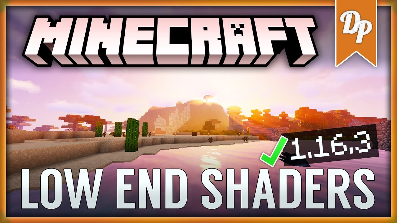 [1.16.3] 5 Best Low End Shaders for Minecraft 1.16.3 | High FPS Minecraft Shaderpacks 1.16.3