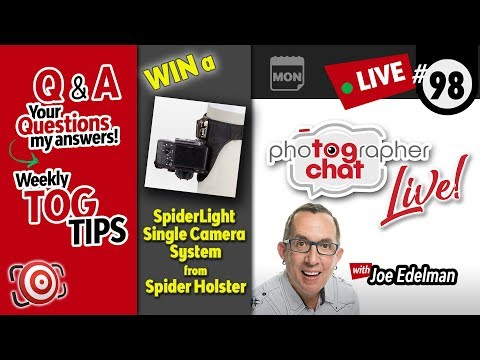 🔴 TogChat™ #98 - Live Photography Podcast and Photography Q&A