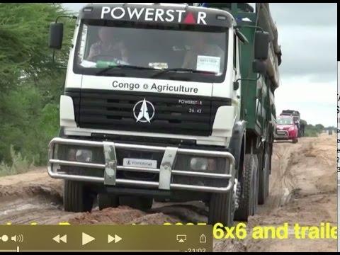POWERSTAR CONGO ODYSSEY