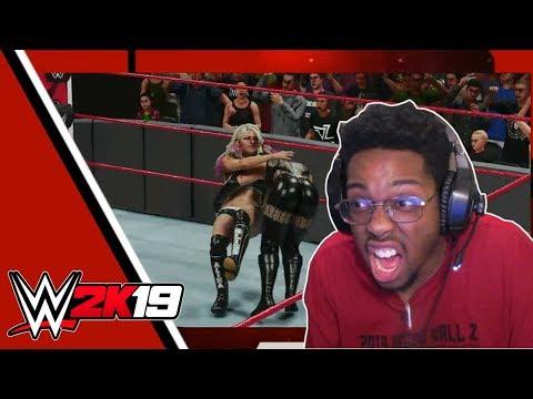 2K Really Be Cheating!! | WWE 2K19 Gameplay