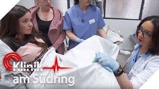 19-Jährige muss untenrum operiert werden: Aber sie will nur zu Mama! | Klinik am Südring | SAT.1 TV