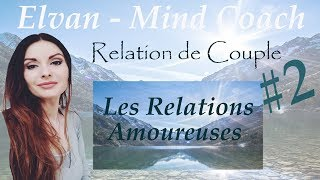 Les relations amoureuses