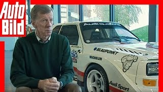 Walter Röhrl - Rallye-Legende  im Interview