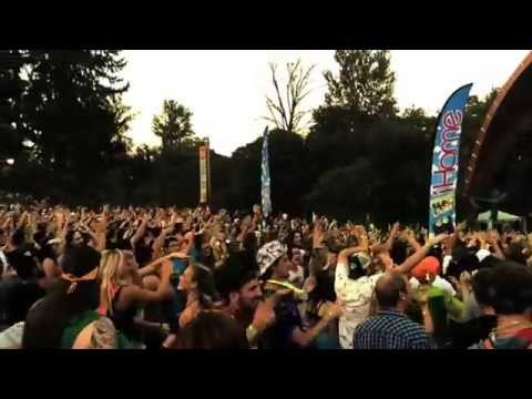 MAD DECENT BLOCK PARTY AT THE CUTHBERT AMPHITHEATER