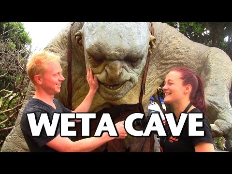 Joe Goes To The Weta Cave