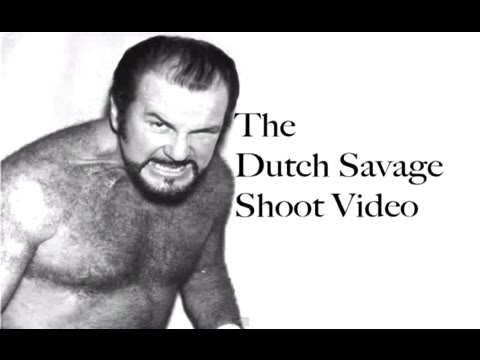 Dutch Savage ~ Portland Wrestling Shoot Video
