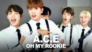 A.C.E plays a game of song association!