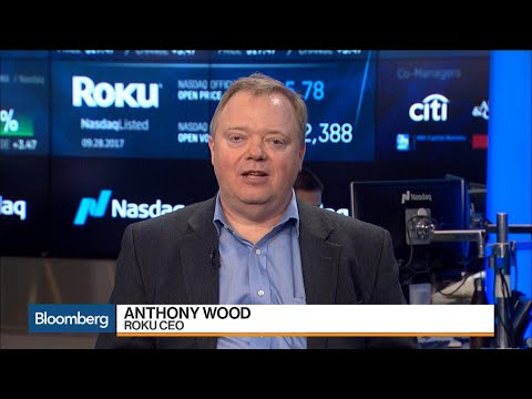 Roku CEO Says IPO Is Natural Evolution of Business
