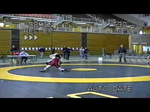 2004 Canada West Championships: 72 kg Paul Murphy (SFU) vs. Danny Jutras (SASK)
