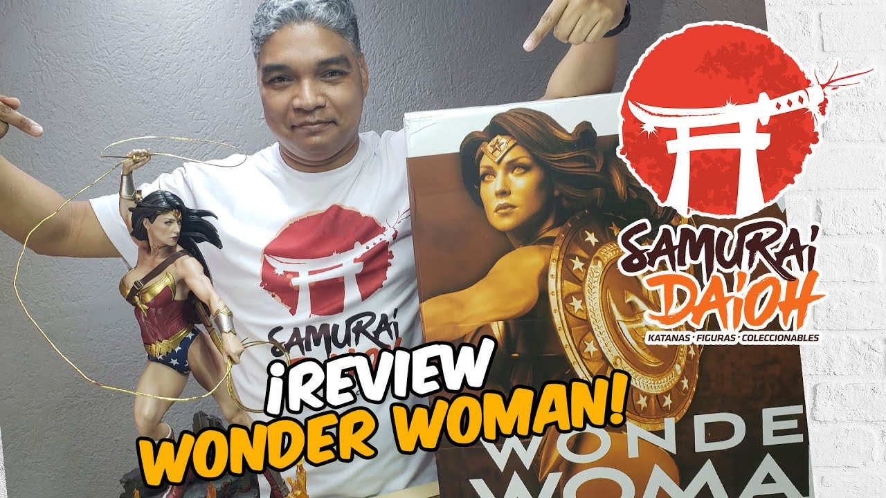 Wonder Woman Premium Format Sideshow / Review