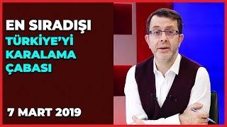 En Sıradışı Turgay Güler   Hasan Öztürk   Ahmet Kekeç   Mustafa Şen   7 Mart 2019