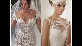wedding dresses I Mermaid style (2018)
